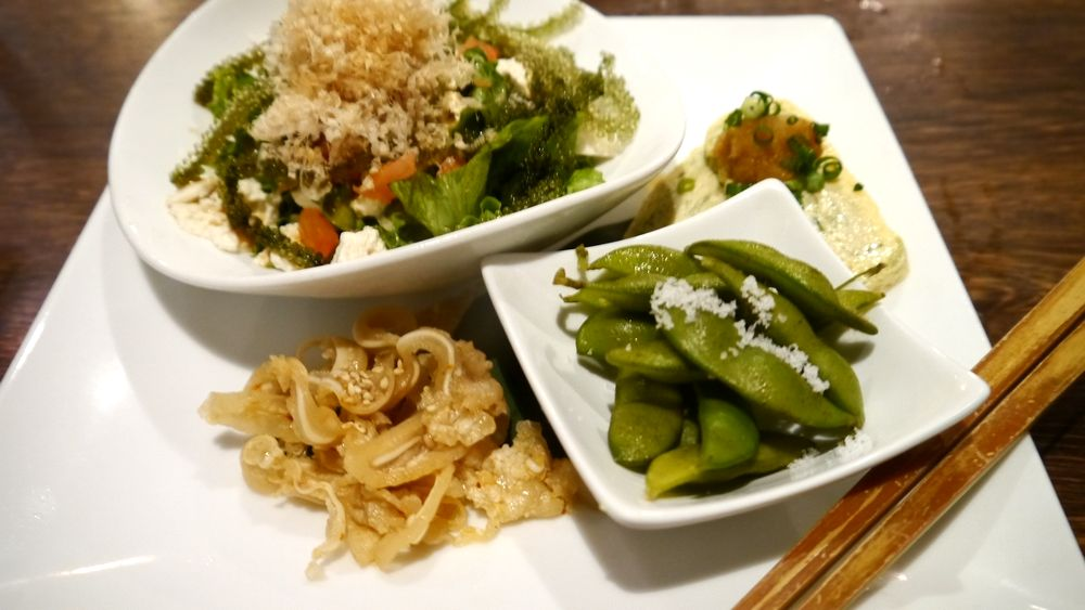 沖縄ならではの食材がたくさん!